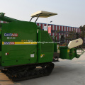 longer threshing drum rice combine harvester west bengal