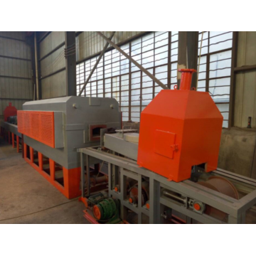 bright annealing electric furnace