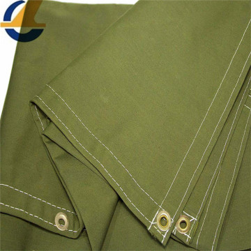 Olive drab workhorse polyester tarps
