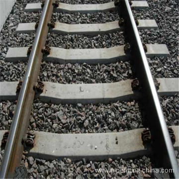 New steel railway rail qu100 rail U71Mn