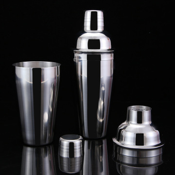 High Quality Stainless bar  Cocktail Shaker Set
