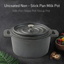 Cooking Stew Pot Soup Pot Uncoated Non - Stick Pan Milk Panelas Cast Iron Pot Kitchen Cook Tool Cookware