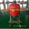 ceramic barbecue grill egg shape kamado