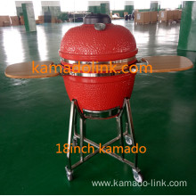 18inch charcoal ceramic kamado manufactures