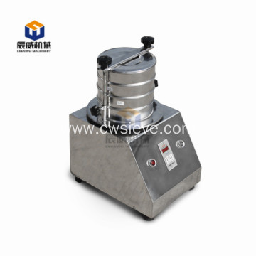 chemical laboratory particle size test sieve equipment