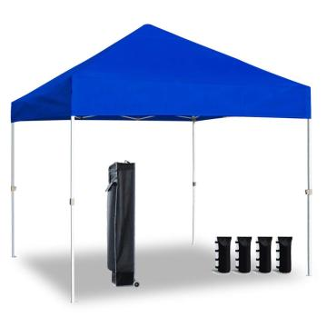 Best 10x10 blue folding canopy tent buy online