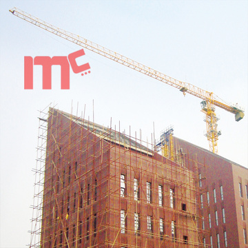 6 ton Flat Top tower crane with CE