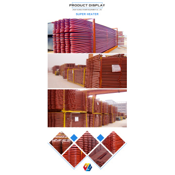 Boiler Evaporator Superheater For Pulp Paper Industry