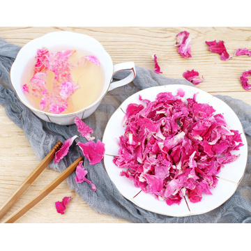 Dried Peony 25g/50g/100g/500g DIY Flower Wedding Party Pure natural plant Home decoration Beauty Bathing Flower
