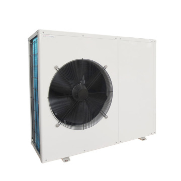 White Metal Casing Pool SPA Heat Pump