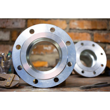 "10"" slip-on of quality assured flange"
