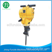 hot sale hand hammer rock drill with gasoline engine for road construction
