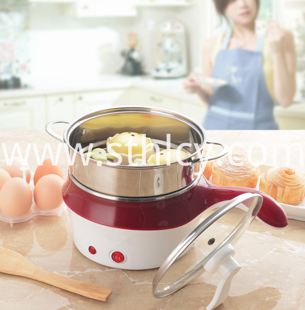 Stainless Steel Electric Pot