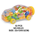 Yuming building blocks 52PCS