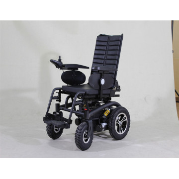 The Almighty Power-driven wheelchair