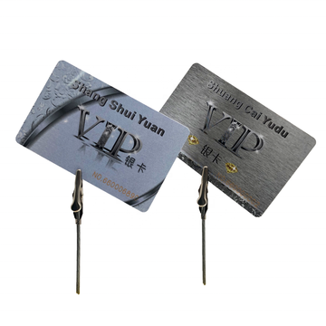 Proximity Card PVC Business Card  With Chip