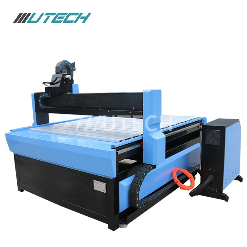 cnc router 9012 aluminum cutting machine