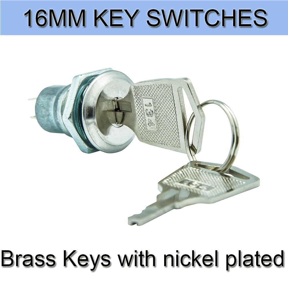 On off key switch