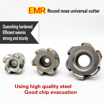 EMR 5R 4T CNC round dowel face mill