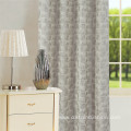 Modern Jacquard Design Curtain
