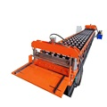 Metal Glazed Low Price Roof Tile Making Machine