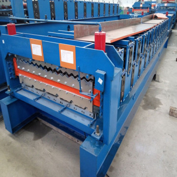 Color Coating Steel Roll Forming Machine