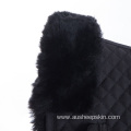Lambskin half pad without back frame Spine Free
