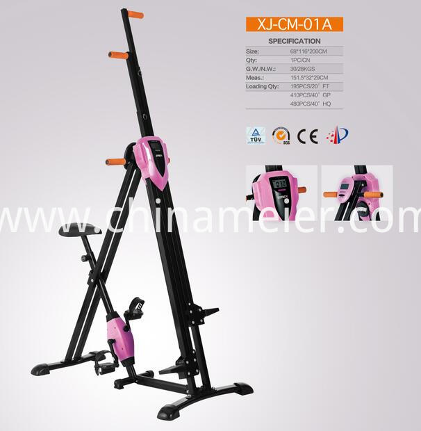 Vertical Climbing Machine