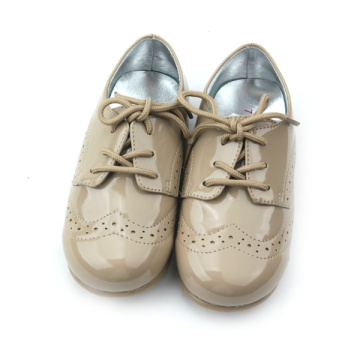 New Leather with Hole Children Casual Shoes Wholesales