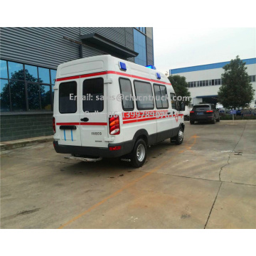 Brand New IVECO Transfer Type Ambulance For Sale
