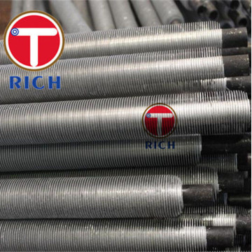 Finned Heat Exchanger Tubes