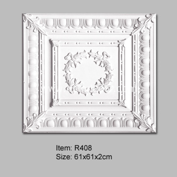 Egg Design 61x61cm PU Ceiling tiles