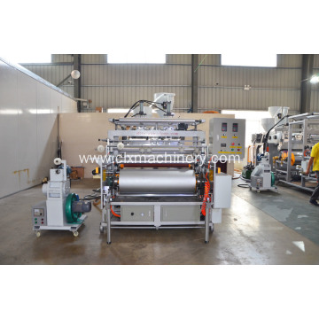 LLDPE Plastics wrapping Miƙa Film Yin Machine