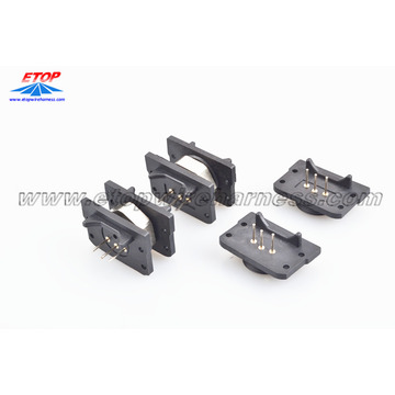 3PIN waterproofing plastic connector for lighting system