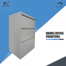Three drawer file cabinet filing cabinet for office