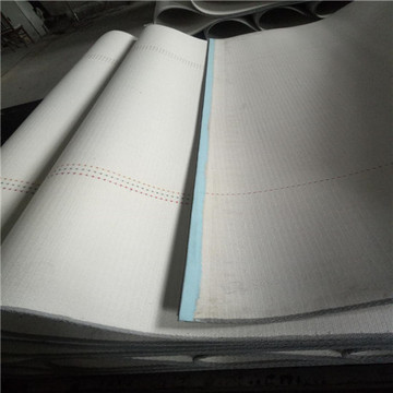 High speed corrugator belt