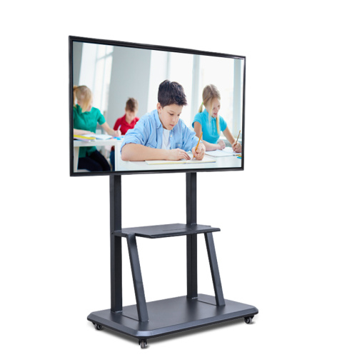 "55"" interactive flat panel touch screen"