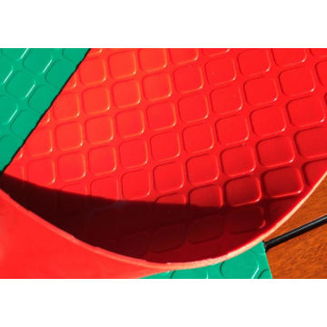 PVC anti-slip mat Swimming pool floor Plastic carpet