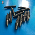 customized refractory gold spray Si3N4 ceramic jet nozzle