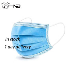 BFE 99 disposable medical 3-ply mask