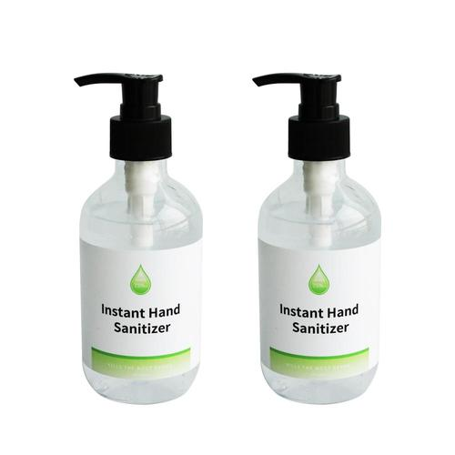 8.5oz for hospitals antibacterial waterless Instant Hand Rub