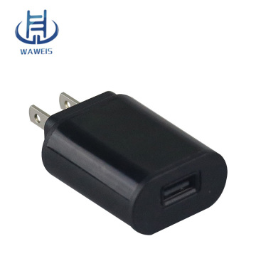 USB travel charger 5v adapter for mobile phone