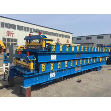 wall tile steel roll forming machine