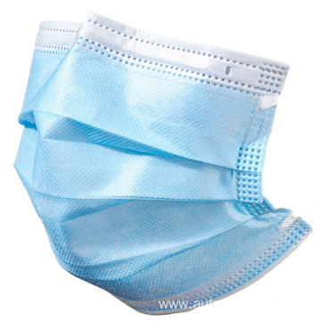 Factory price medical 3ply disposable face masks