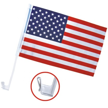 wholesale  printed custom size American car flag
