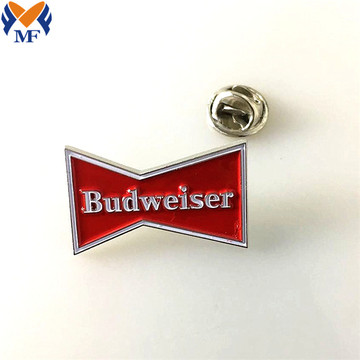 Personalized Custom Brand Logo Metal Pin Badge