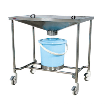 Hospital Stainless Steel Washing Trolley