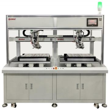 Precision lead screw fastener sorting equipment