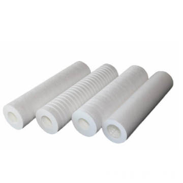 High Efficiency Deep Stack Filter Cartridges