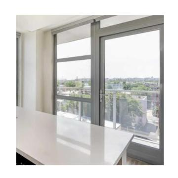 Lingyin Construction Materials Ltd tempered glass aluminum casement windows